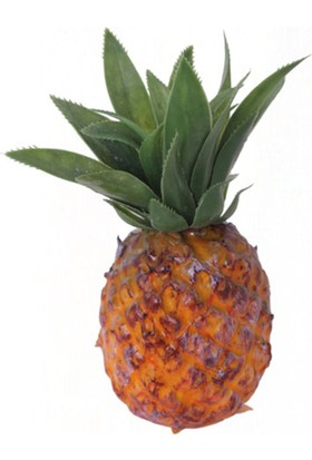 Zigzag Home Yapay Meyve Ananas 9 x 23 cm