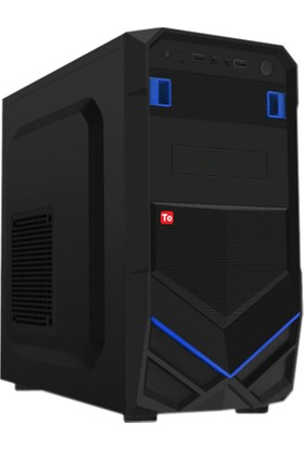Teknoloji Outlet 2100-4-500 Intel Core i3 2100 4GB 500GB Freedos Masaüstü Bilgisayar