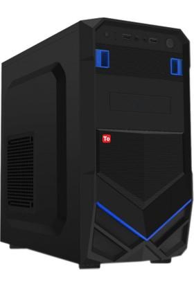 Teknoloji Outlet 2100-4-250 Intel Core i3 2100 4GB 250GB Freedos Masaüstü Bilgisayar