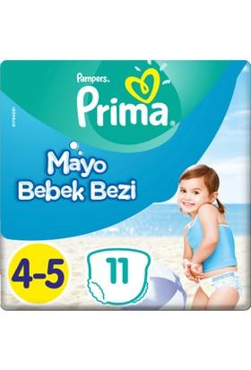 Prima Mayo Bebek Bezi 4 Beden Maxi Tekli Paket 11 Adet