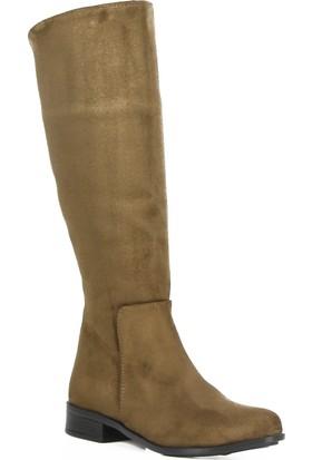 Rovigo Haki Kadın Çizme