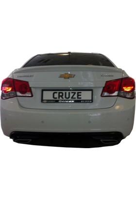 Chevrolet Cruze Spoiler (Fiber)