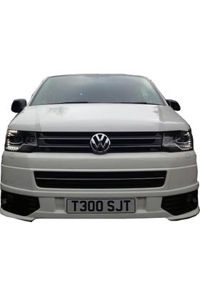 Volkswagen Transporter T5 Makyajlı Ön Tampon Ek (Plastik)