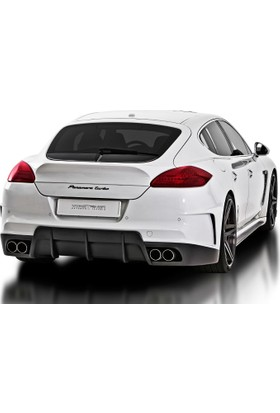 Porsche Panamera Vorsteiner Spoiler (Fiber)