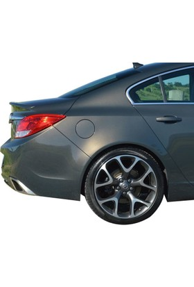 Opel İnsignia 2009 - 2013 Makyajsız Opc Spoiler (Plastik)