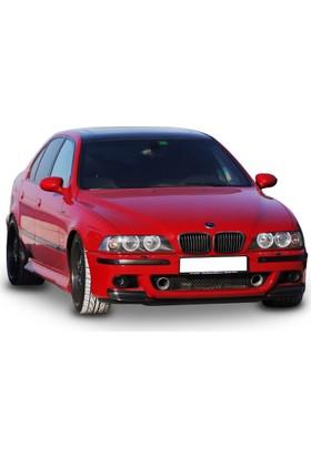 Bmw 5 Serisi 1996 - 2003 E39 M5 Ön Tampon Flap Ek (Plastik)