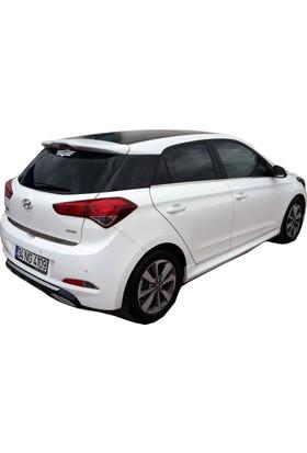 Hyundai i20 2014 Sonrası Marşpiyel Yan Marşpiyel Seti (Plastik)