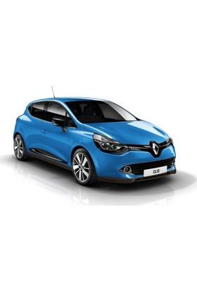Renault Clio 4 2012 - 2016 Sport Ön Tampon Altı Ek + Lip (Plastik)