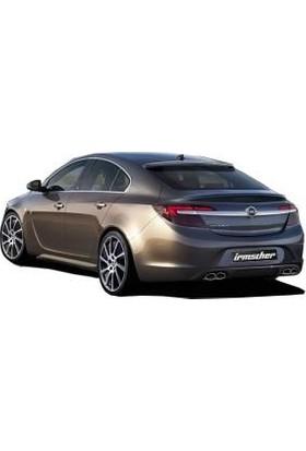 Opel İnsignia 2014 - 2016 Makyajlı Cam Üstü Spoiler (Fiber)