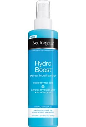 Neutrogena Hydro Boost Ekspress Nemlendirici Sprey 200 ml