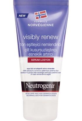 Neutrogena Visibly Renew Serum Losyon 200 ml