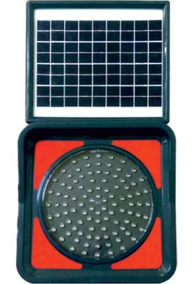 Evelux Tech 11852 Fl K Solar Flaşörlü Trafik Lambası