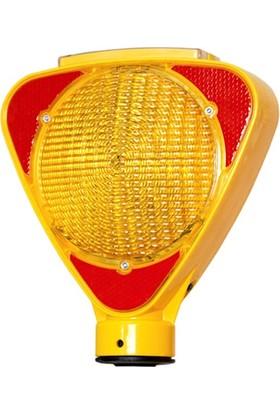 Evelux Tech 11811 Fl S Solar Led'Li Flaşör Lamba