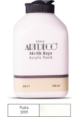 Artdeco Akrilik Ahşap Boyası 500 ml 3009 Pudra