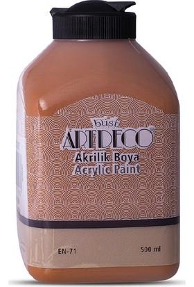 Artdeco Akrilik Ahşap Boyası 500 ml 3057 Tarçın