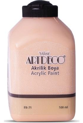 Artdeco Akrilik Ahşap Boyası 500 ml 3651 Ten Rengi