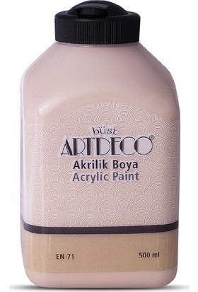 Artdeco Akrilik Ahşap Boyası 500 ml 3654 Sütlü Kahve