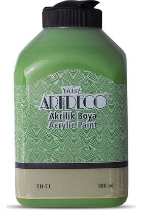 Artdeco Akrilik Ahşap Boyası 500 ml 3667 Yayla Yeşili