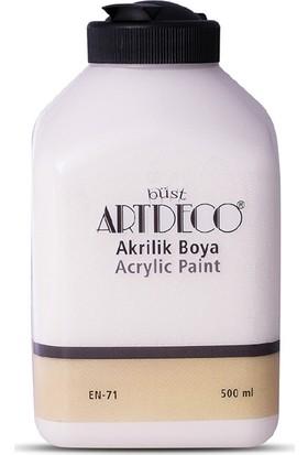 Artdeco Akrilik Ahşap Boyası 500 ml 3670 Kırık Beyaz