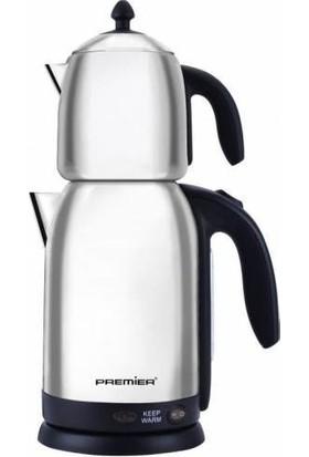Premier Ptp 3865 Çaykolik Elektrikli Çay Seti