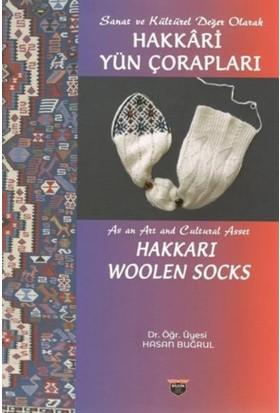 Hakkari Yün Çorapları - Hasan Buğrul