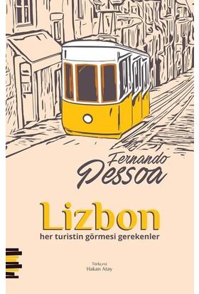 Lizbon - Fernando Pessoa