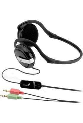 Genius Hs 300İ Ofis Tipi Mikrofonlu Kulaklık