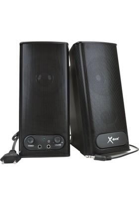 Powerstar X-Bass Xbeat-2 Speakers Hoparlör 1+1