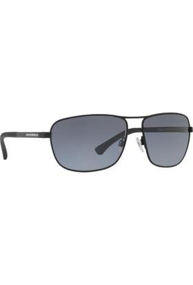 Emporio Armani 2033 3175T3 64 Erkek Güneş Gözlüğü