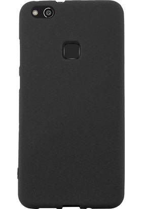 Microcase Huawei P10 Lite Silikon Kılıf + Tempered Cam