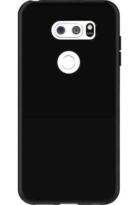 Microcase LG V30 V30+ Plus Pudding Serisi TPU Soft Silikon Kılıf