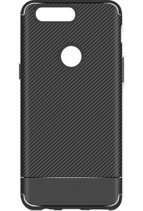 Microcase Oneplus 5T Line Karbon Serisi Silikon Kılıf