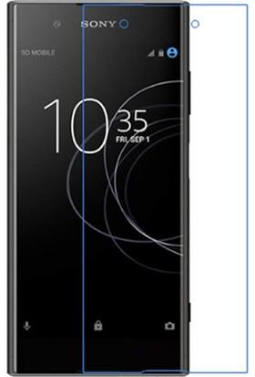 Microcase Sony Xperia XA1 Plus Nano Glass Cam Ekran Koruyucu
