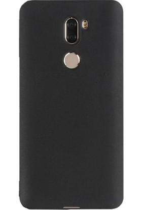 Microcase Xiaomi Mi 5S Plus Silikon TPU Kılıf +Tempered Cam