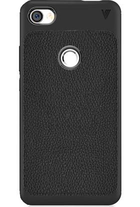 Microcase Xiaomi Redmi Note 5A Prime Venice Serisi Silikon Kılıf + Tempered Cam