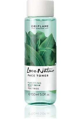 Oriflame Love Nature Çay Ağacı Özlü Yüz Toniği 150 ml