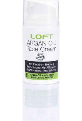 Loft Argan Yağlı Yüz Bakım Kremi 50 ml