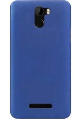 Microcase Gionee A1 Lite Matte Premium Silikon Kılıf + Tempered Cam