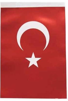 Buket Türk Bayrağı Raşel 200 x 300 Bkt-126