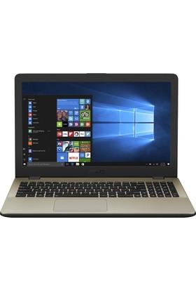 """Asus X542UR-DM452T Intel Core i7 8550U 8GB 1TB GT930MX Windows 10 Home 15.6"""" FHD Taşınabilir Bilgisayar"""