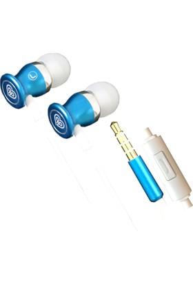 Bass Mikrofonlu Kulakiçi Kulaklık