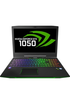 "Monster Abra A5 V13.2.1 Intel Core i7 8750H 16GB 1TB + 256GB SSD GTX1050 Freedos 15.6"" FHD Taşınabilir Bilgisayar"