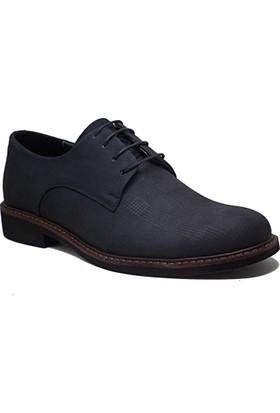 Bordolli Erkek Klasik Ayakkabı 6006