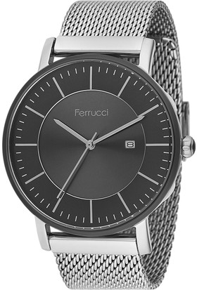 Ferrucci Fc10864H.02 Hasır Kordonlu Erkek Kol Saati