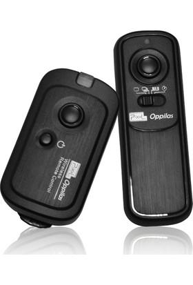 Pixel Olympus Makineler İçin Pixel Oppilas Kablolu-Kablosuz Kumanda Uc1