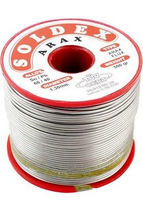 Soldex Arax 60-40 Lehim Teli 500 Gr 1.3 mm