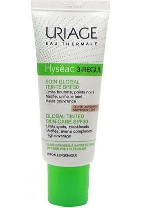 Uriage Hyseac 3 Regul Global Tinted Skin Care SPF30 40ml
