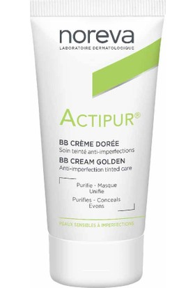 Noreva Actipur BB Cream Golden 30ml