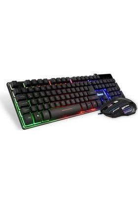 Tigoes KM9 Klavye Mouse Set