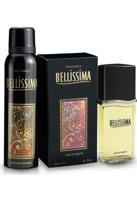 Bellissima Edt + Deo Karton Parfüm - Deodorant Seti Bellisimma
